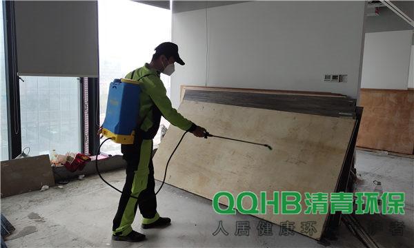 恒信永基科技(深圳)有限公司白蚁防治