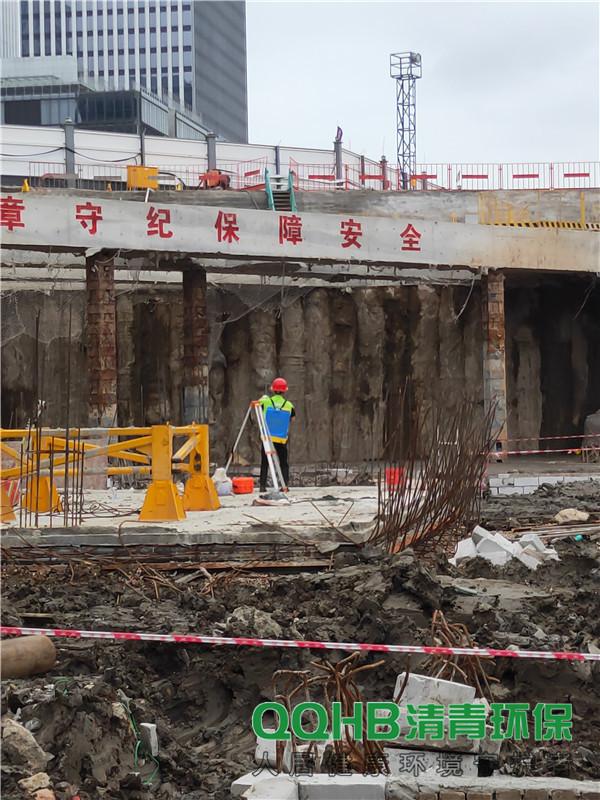 深圳前海妈湾领玺白蚁防治