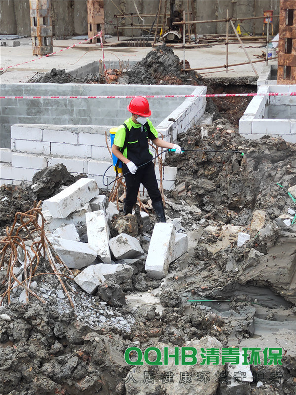 清青环保:突发林业有害生物事件处置办法