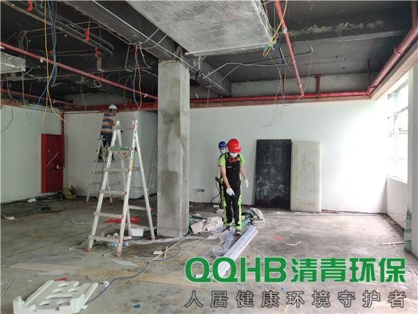 深圳粤海街道公共综合服务中心白蚁防治服务