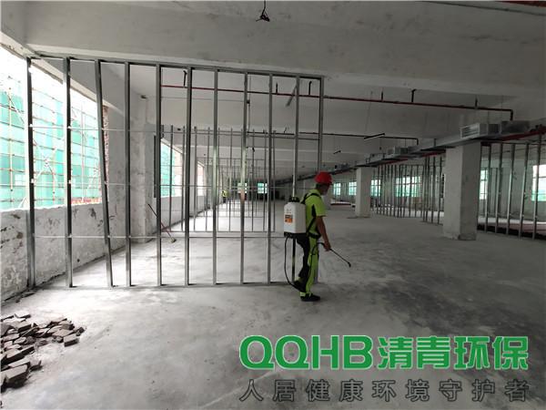 深圳先进电子材料国际创新研究院白蚁防治